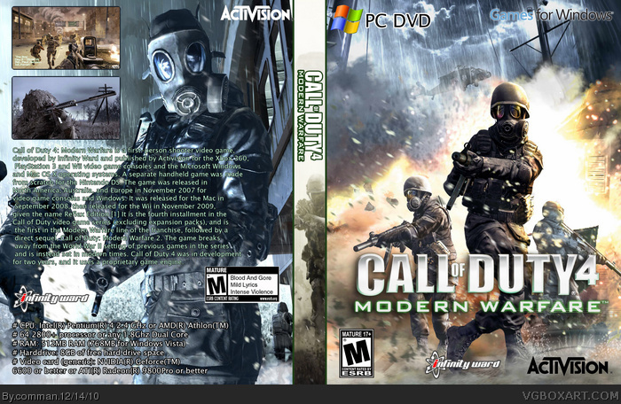 Download Call Of Duty Modern Warfare 3 Wii Emerald City Cycle Forums