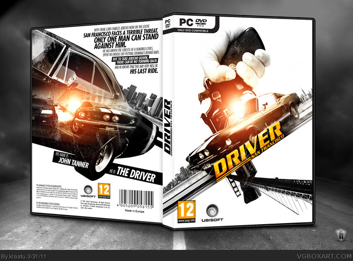 Driver san francisco 2 музыка