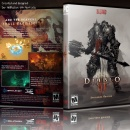 Diablo III Box Art Cover