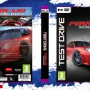 Test Drive: Ferrari Racing Legends Box Art Cover