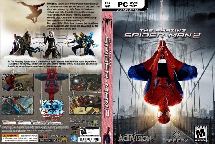 The Amazing Spider-Man 2 (2014) РС | RePack от R.G. Механики