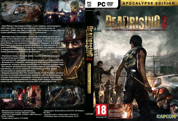 Dead Rising 3 Apocalypse Edition on Steam