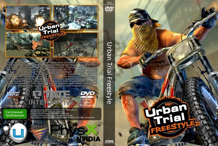 Urban Trial Freestyle PC Box Art Cover by Игорь РбрÐ
