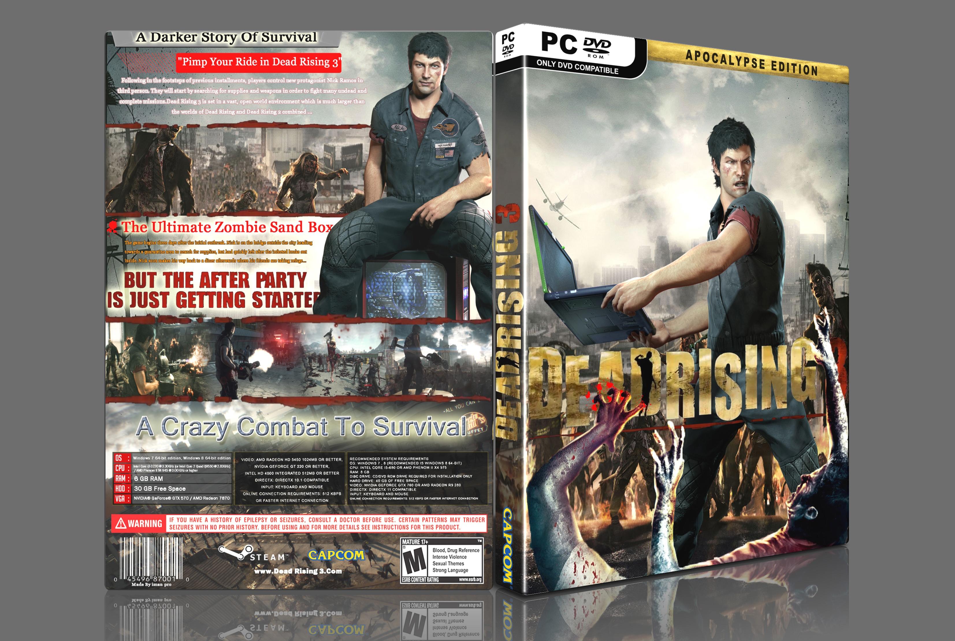 Buy Dead Rising 3: Apocalypse Edition - Microsoft …