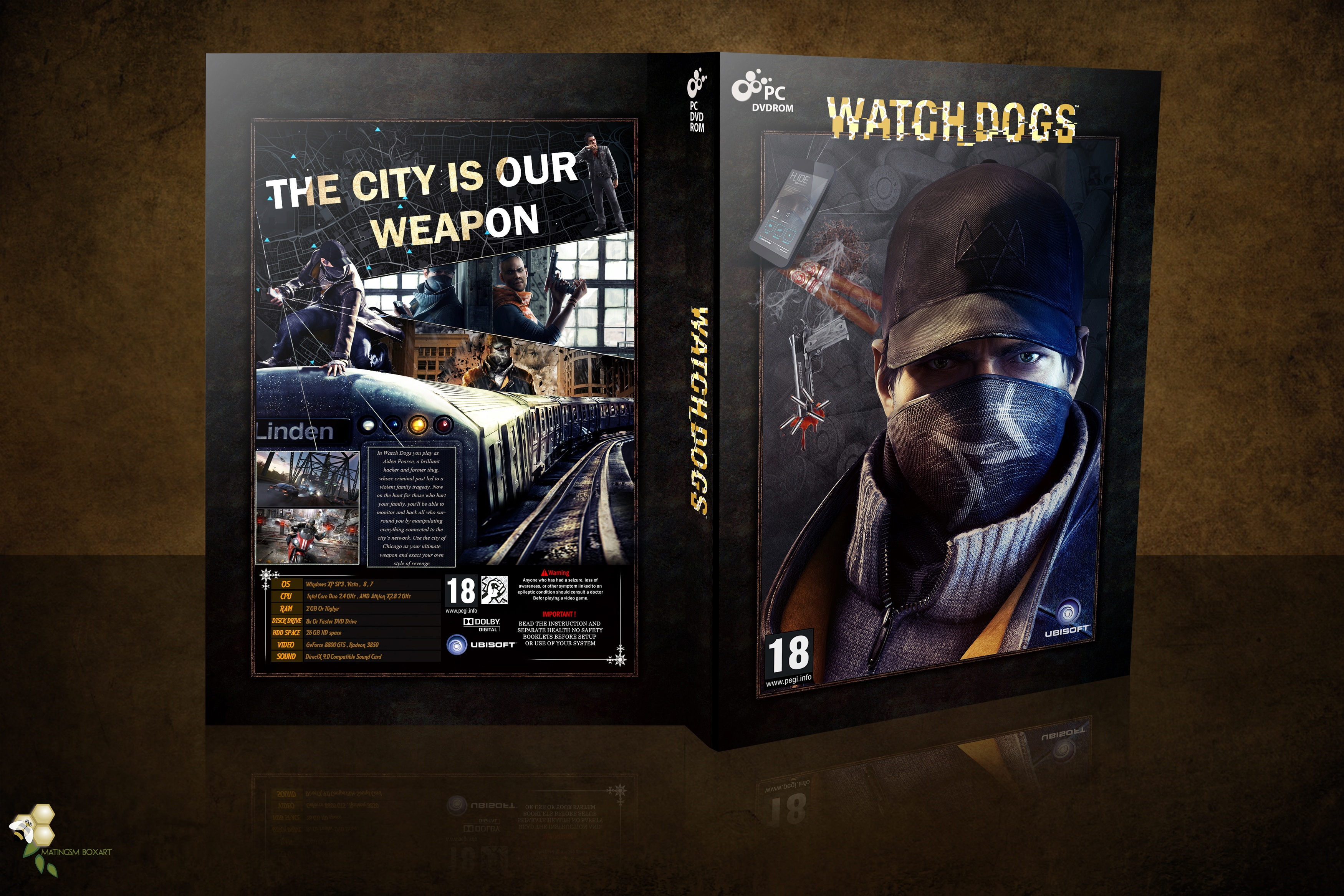 Watch Dogs  Pc Size