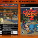 Costume Quest 2 Box Art Cover