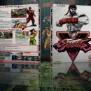 STREET FIGHTER V Box Art Cover