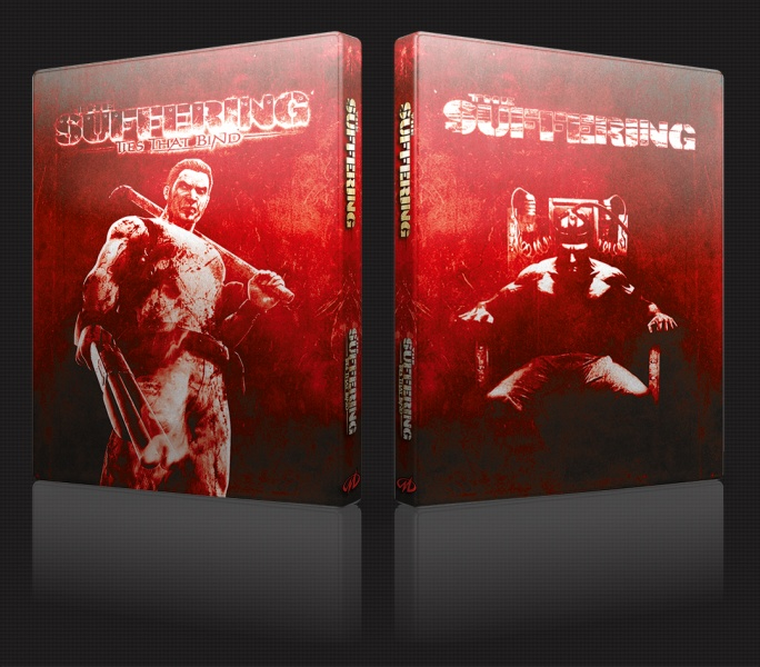 The Suffering PC Box Art Cover By Cryomancer