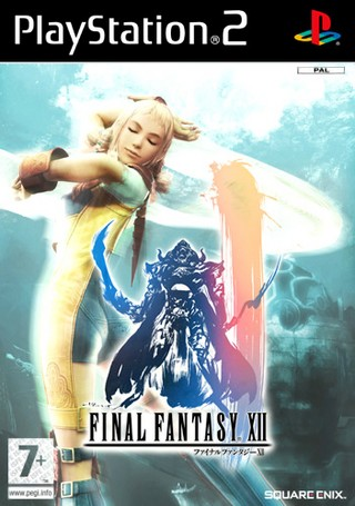 Final Fantasy XII PlayStation 2 Box Art Cover by mejstrup