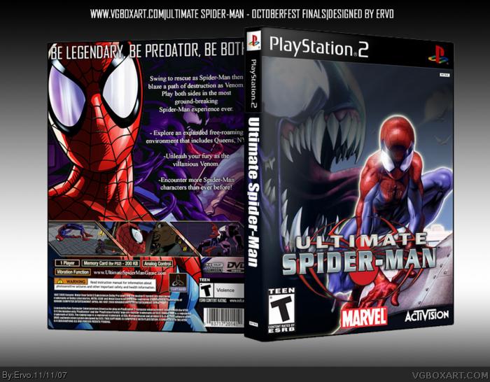 Spiderman logo render