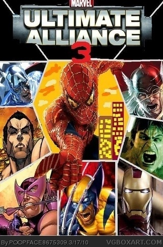 Marvel ultimate alliance 3 release date in Perth