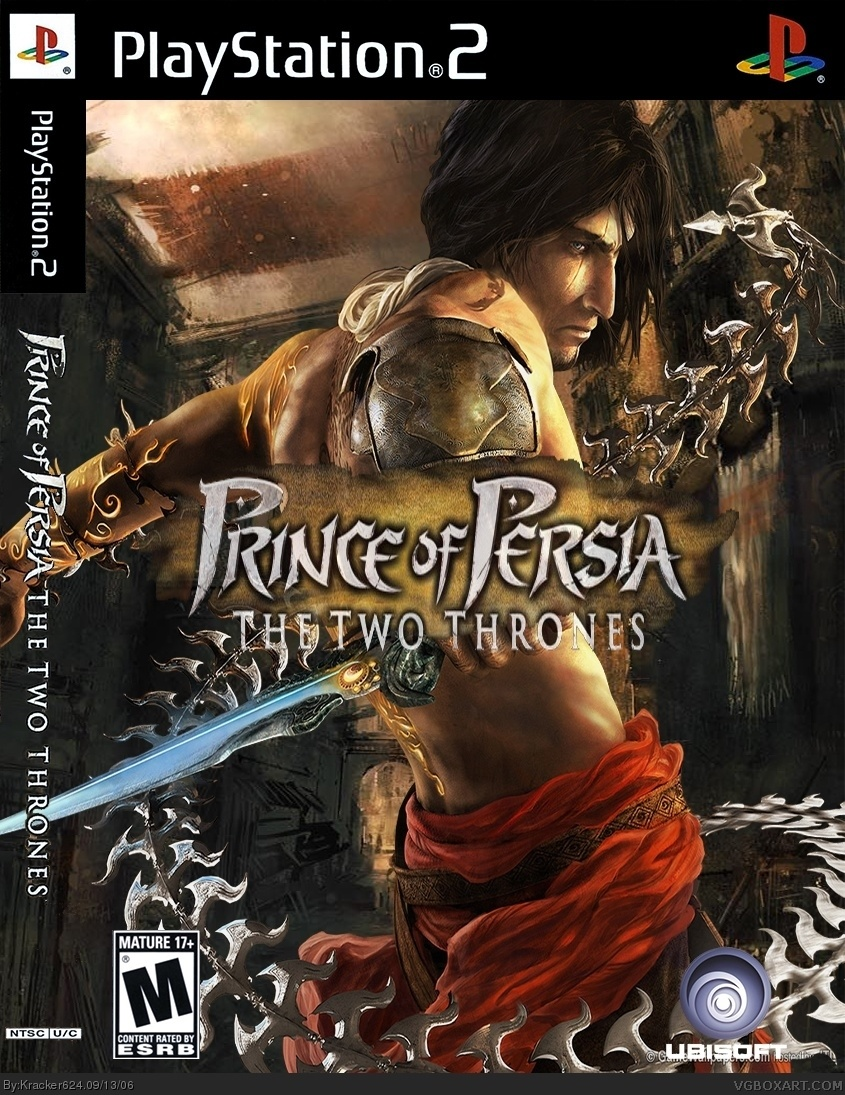 GRÁTIS TWO PRINCE DOWNLOAD PORTUGUES PERSIA THE THRONES OF PS2