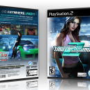Need for Speed: Underground 2 Box Art Cover