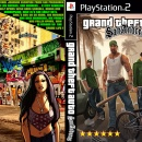 GTA San Andreas Box Art Cover