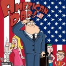 American Dad! Box Art Cover