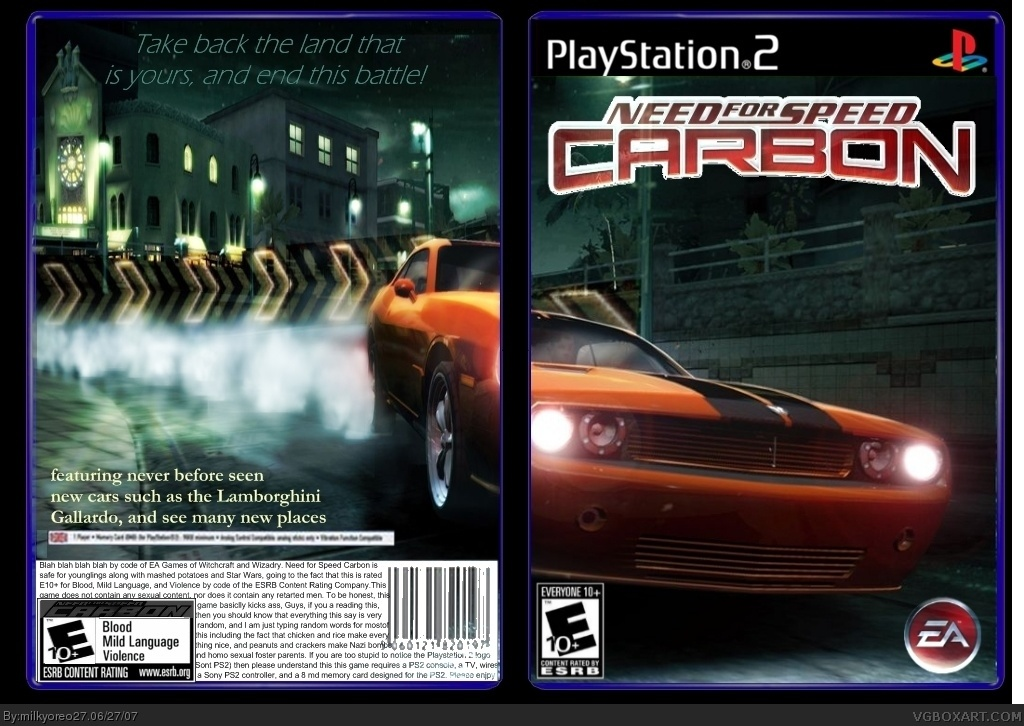 Video's van Need for speed 2 playstation 2