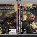 Resistance 2: United we Fall Box Art Cover