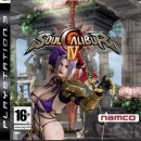 Soulcalibur IV Box Art Cover
