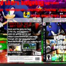 Grand Theft Hedgehog Box Art Cover