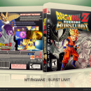 DragonBall Z : Burst Limit Box Art Cover
