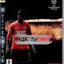 Pro Evolution Soccer 2009 Box Art Cover