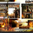 FarCry 2 Collectors Edition Box Art Cover