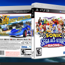 Sonic & Sega All-Star Racing Box Art Cover
