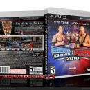 WWE SmackDown vs. Raw 2010 Box Art Cover