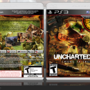 Uncharted 2: Among Thieves Box Art Cover
