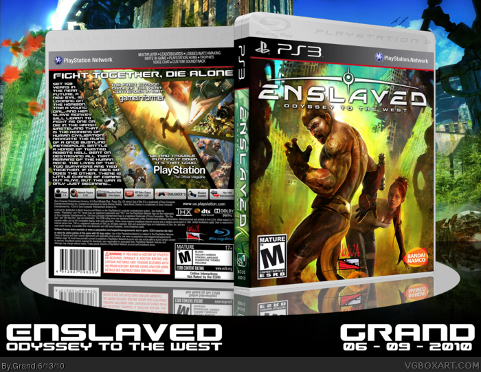 Enslaved: Odyssey to the West Box Shot for PlayStation 3 - GameFAQs Enslaved: Odyssey to the West (Xbox 360 : PC Video