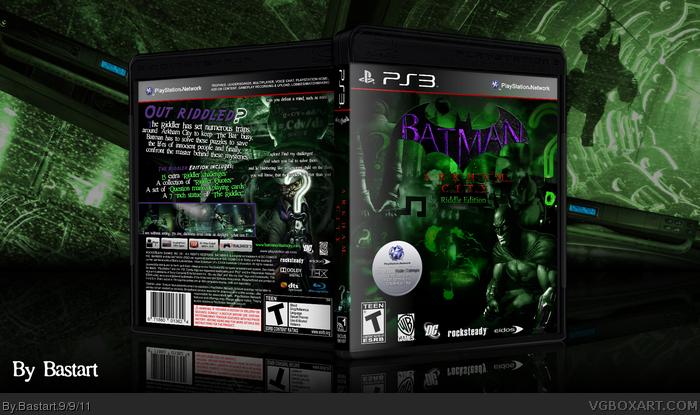 how to change costumes in batman arkham city xbox 360