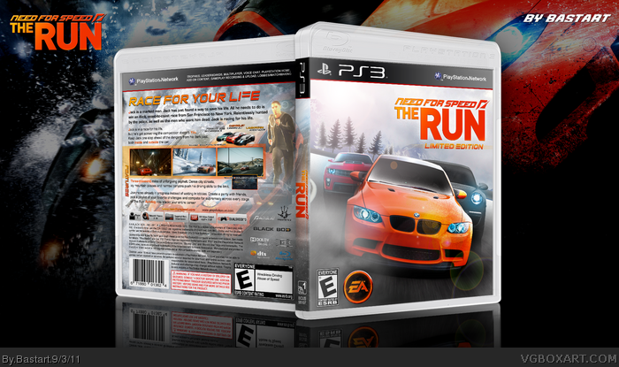 Need For Speed The Run Limited Edition on Race Cars Game Pc