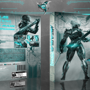 Metal Gear Rising: Revengeance box cover Box Art Cover