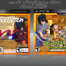 Naruto Ultimate Ninja Storm: Revolution Box Art Cover