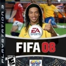 Fifa 08 Box Art Cover