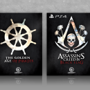 Assassin's Creed IV: Black Flag Box Art Cover