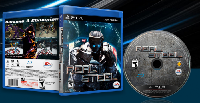 real steel online video game
