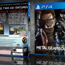 Metal Gear Solid V Box Art Cover