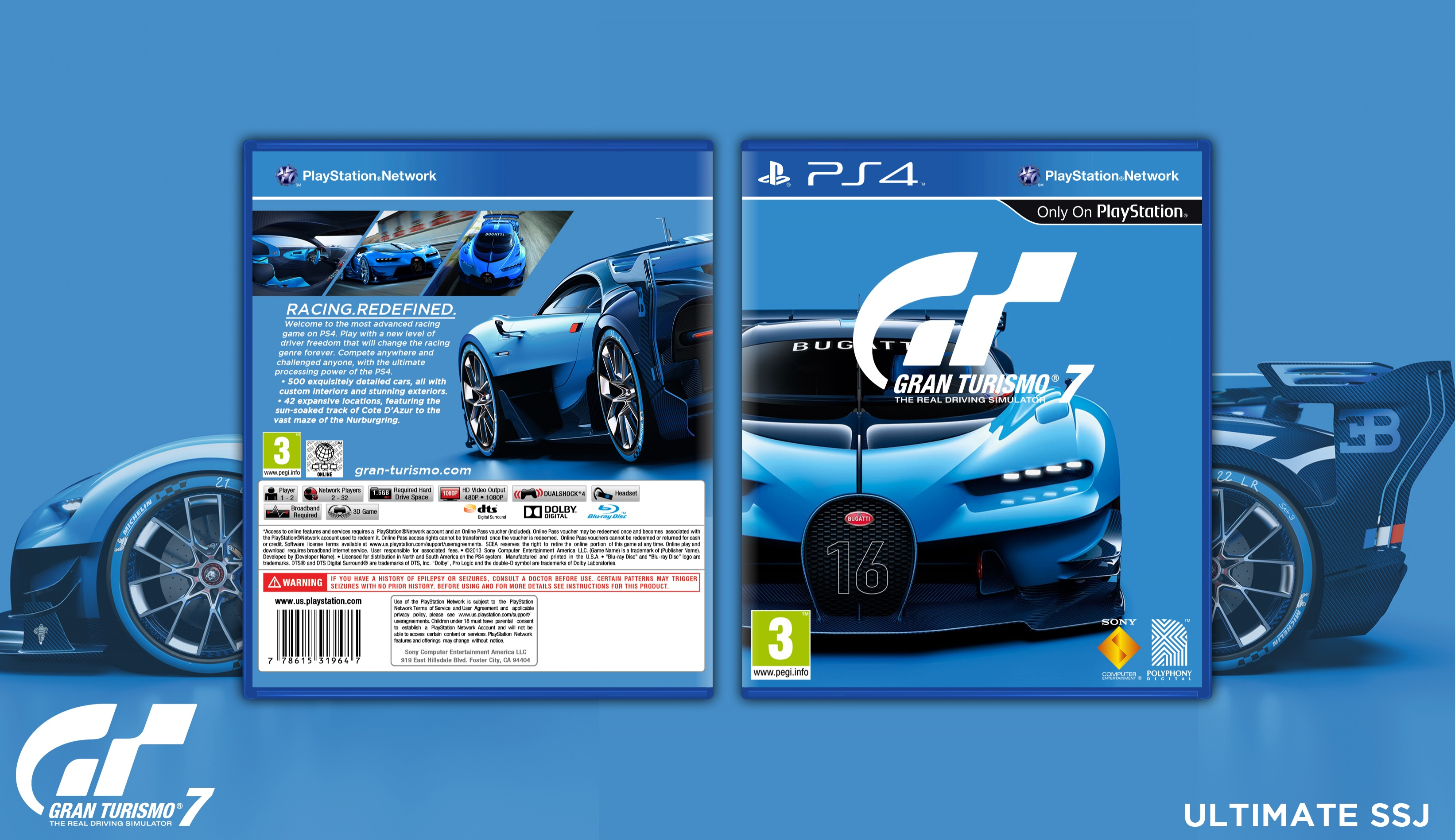 viewing full size gran turismo 7 box cover. Black Bedroom Furniture Sets. Home Design Ideas