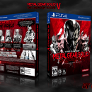 Metal Gear Solid V: The Legendary Soldier Box Art Cover