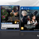 Final Fantasy VII Remake Box Art Cover