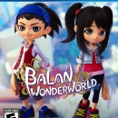 Balan Wonderworld Box Art Cover