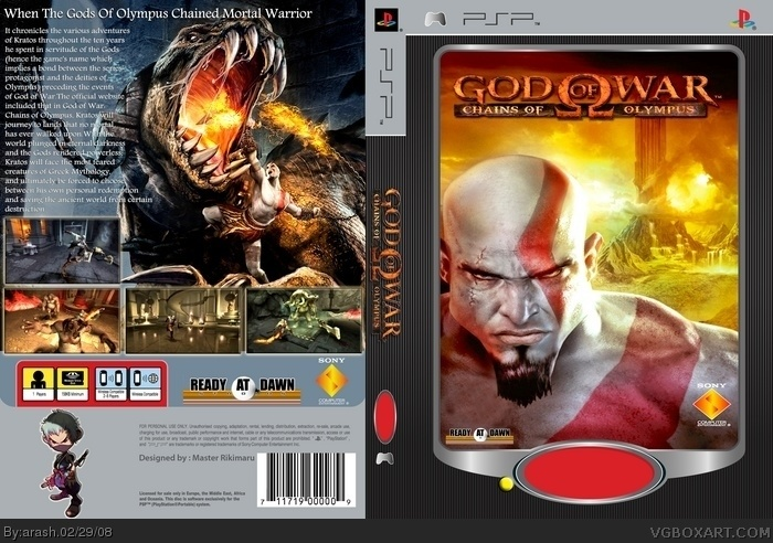 best psp emulator for god of war chains of olympus