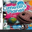 Little Big Planet for PSP Box Art Cover