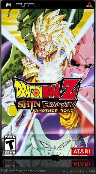 dragon ball z psp games download for android