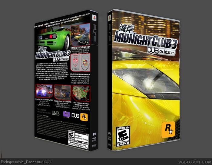 midnight club 3 dub edition para ps4