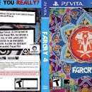 Far Cry 4 PSVita Box Art Cover