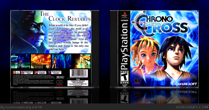 chrono cross ps1 cover