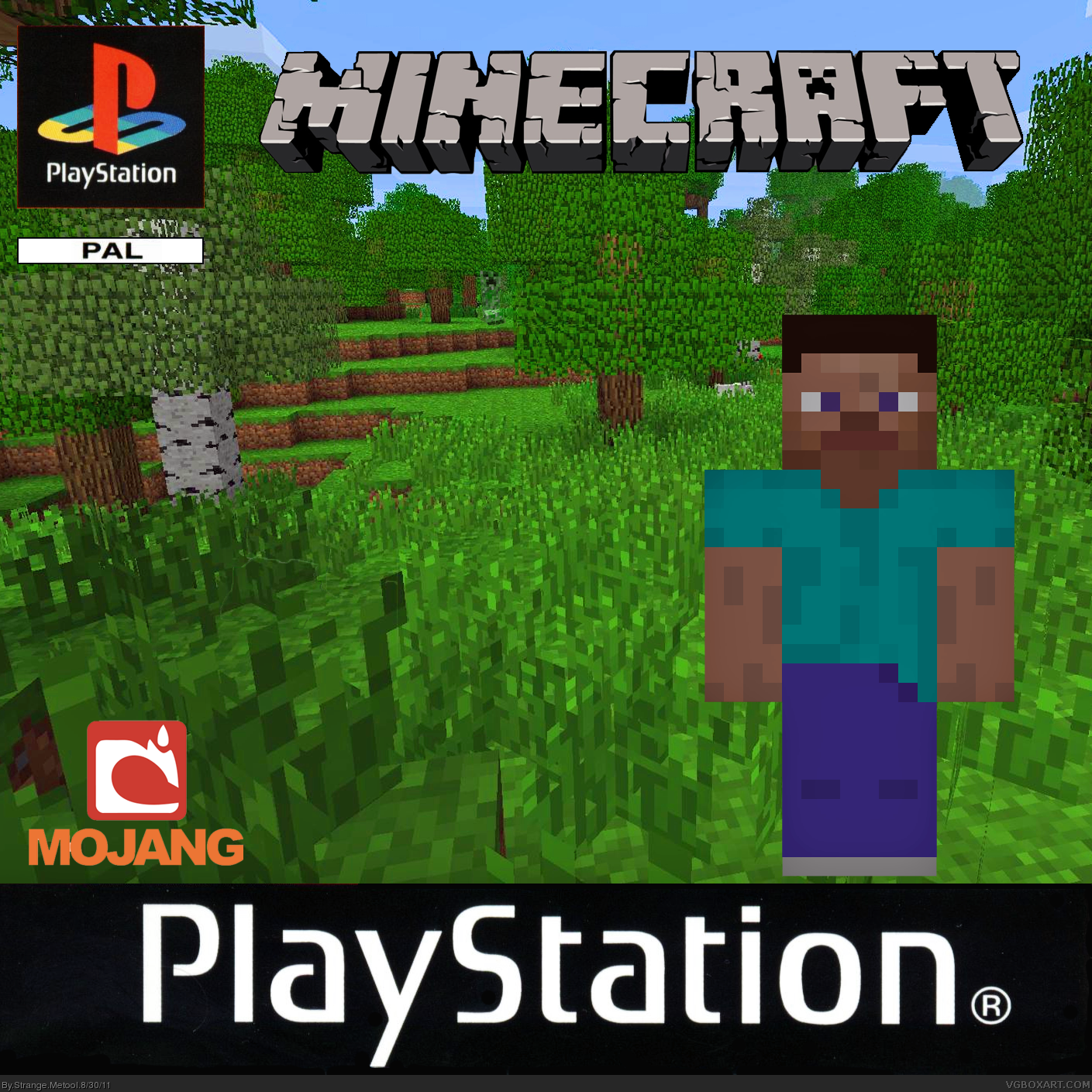 Minecraft, the best Sega Dreamcast game ever