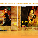 Tomb Raider Chronicles Box Art Cover